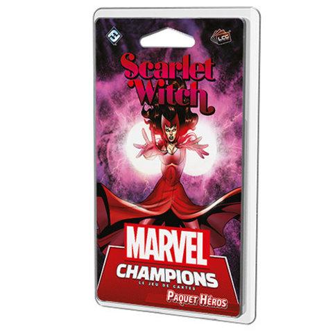 Marvel Champions: Le Jeu De Cartes: Scarlet Witch (FR)