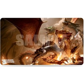 Ultra Pro UP PLAYMAT DND THE RISE OF TIAMAT