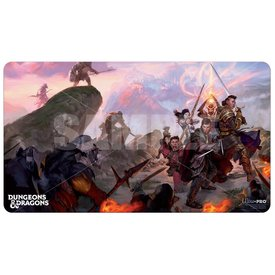 Ultra Pro UP PLAYMAT DND SWORD COAST ADVENTURER'S GUIDE