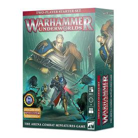 Warhammer Underworlds WH UNDERWORLDS STARTER SET (ENGLISH) *DATE DE SORTIE 17 AVRIL*