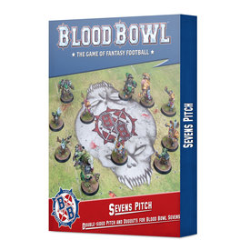 Blood Bowl BLOOD BOWL SEVENS PITCH *DATE DE SORTIE 17 AVRIL*