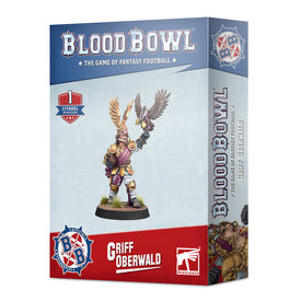 Blood Bowl BLOOD BOWL: GRIFF OBERWALD*DATE DE SORTIE 17 AVRIL*