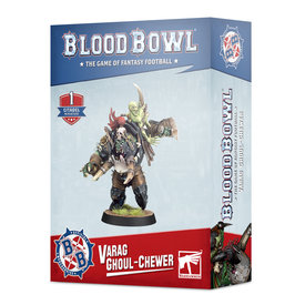 Blood Bowl BLOOD BOWL: VARAG GHOUL-CHEWER *DATE DE SORTIE 17 AVRIL*