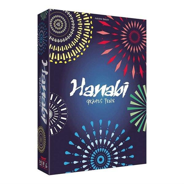 COCKTAIL GAMES HANABI GRANDS FEUX