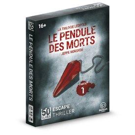Blackrock Games 50 CLUES - LE PENDULE DES MORTS (#1)
