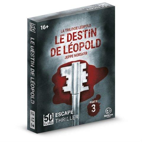 50 CLUES - LE DESTIN DE LEOPOLD (#3)