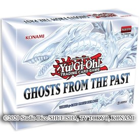 Konami YGO GHOSTS FROM THE PAST