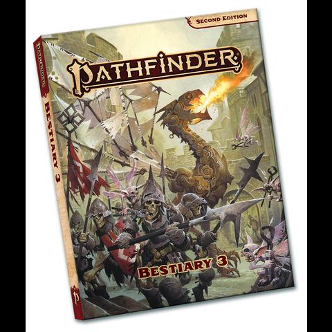 PATHFINDER 2E BESTIARY 3 POCKET EDITION