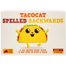 EXPLODING KITTENS TACOCAT SPELLED BACKWARDS