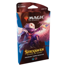 Wizards of the Coast MTG STRIXHAVEN THEME BOOSTER (Blue) *DATE DE SORTIE 23 AVRIL*
