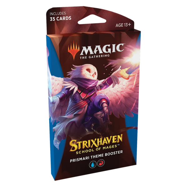 Wizards of the Coast MTG STRIXHAVEN THEME BOOSTER (Blue)