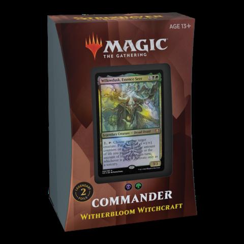 MTG STRIXHAVEN COMMANDER - Witherbloom Witchcraft