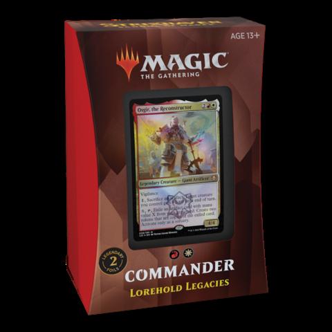 MTG STRIXHAVEN COMMANDER - Lorehold Legacies