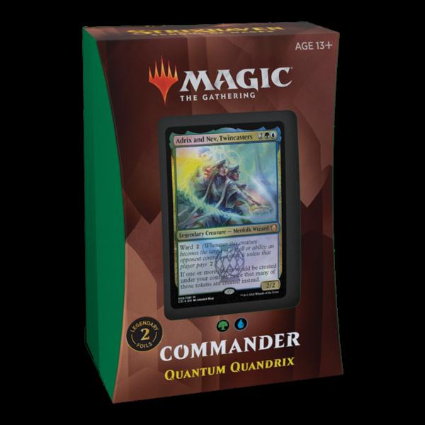 Wizards of the Coast MTG STRIXHAVEN COMMANDER - Quantum Quandrix