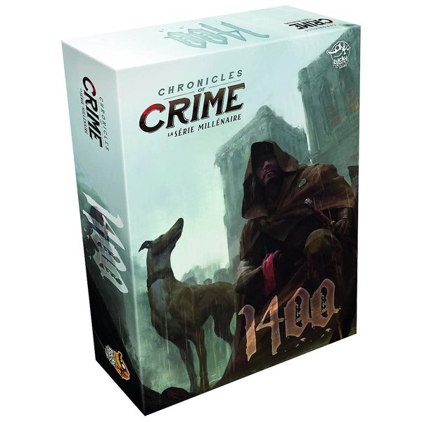 LUCKY DUCK GAMES Chronicles of Crime - 1400 (FR)
