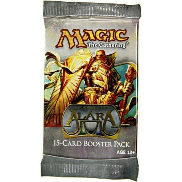 Wizards of the Coast MTG SHARDS OF ALARA DRAFT BOOSTER