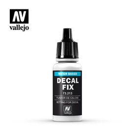 Vallejo VALLEJO: MODEL COLOR DECAL FIX (17ML)