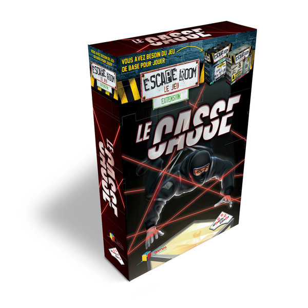 Identity Games Escape Room - La Casse (Extension)