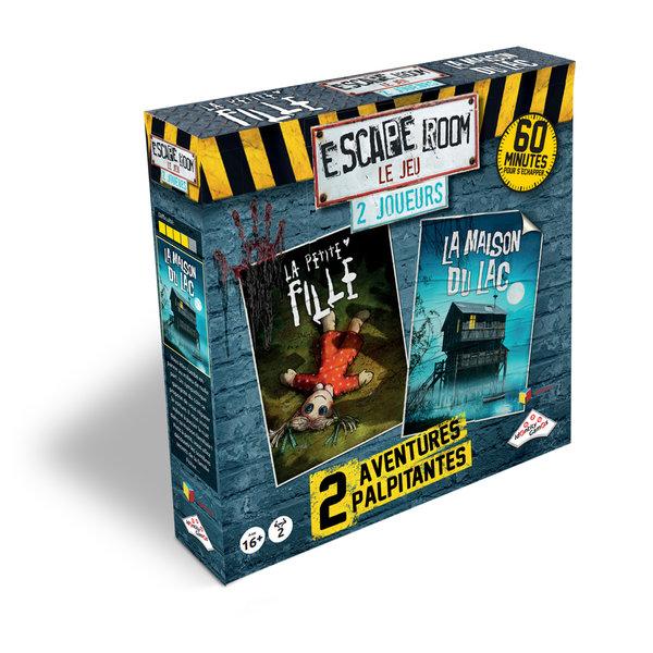 Identity Games Escape Room - Coffret 2 joueurs (Horreur)