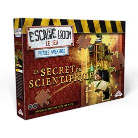 Identity Games Escape Room - Le Secret du Scientifique - Aventure Puzzle