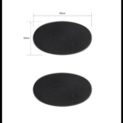 Citadel 90x52mm oval bases