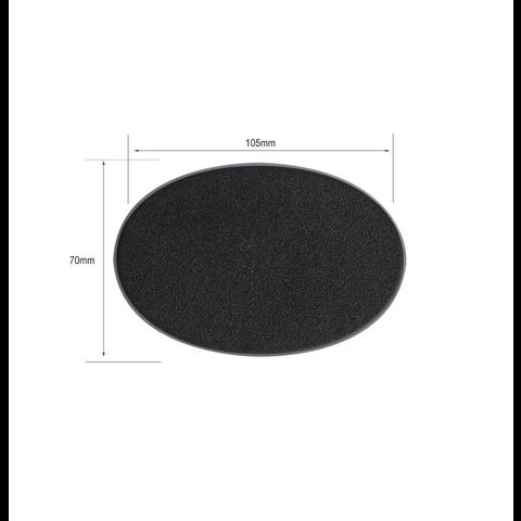 Citadel 105x70mm Oval Base