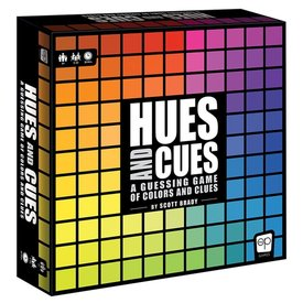 Usaopoly Hues and Cues (EN)