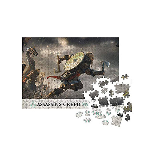 ASSASSIN'S CREED PUZZLE 1000PC FORTRESS ASSAULT