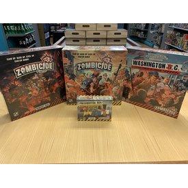 CMON Zombicide  2nd Edition (Kickstarter Presidential Bundle ) (EN)