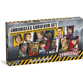 CMON Zombicide 2nd Edition Chronicles Survivors (EN)