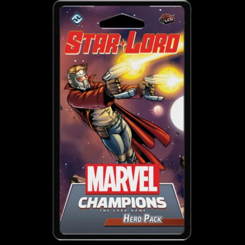 Marvel Champions LCG: Star-Lord Hero Pack