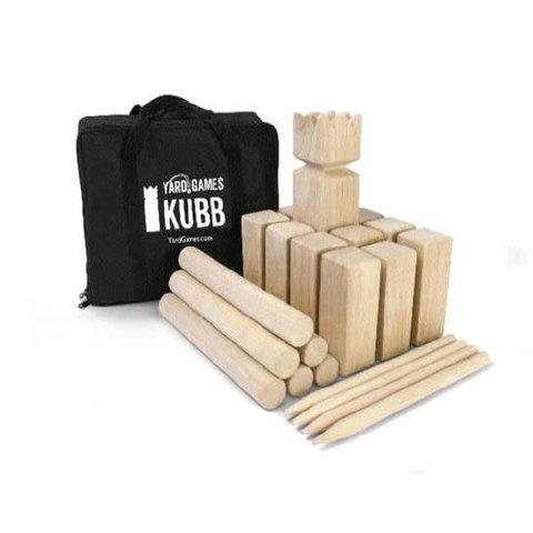 Hardwood Viking Kubb (Grandeur Standard)