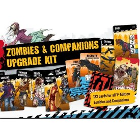 CMON Zombicide 2nd Edition Zombies & Companions upgrade kit
