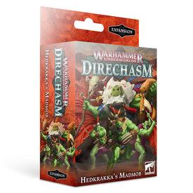 Warhammer Underworlds WH UNDERWORLDS: HEDKRAKKA'S MADMOB (FR)
