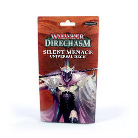 Warhammer Underworlds WHU DIRECHASM SILENT MENACE DECK (ENG)