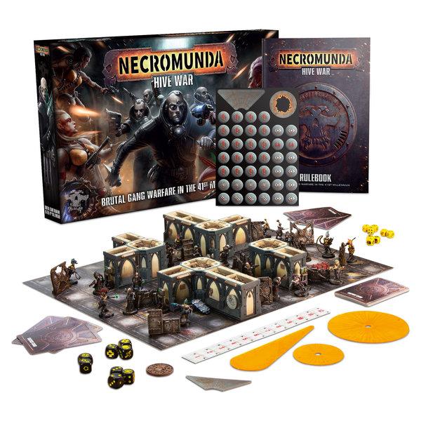 Warhammer 40k NECROMUNDA: HIVE WAR (ENGLISH)