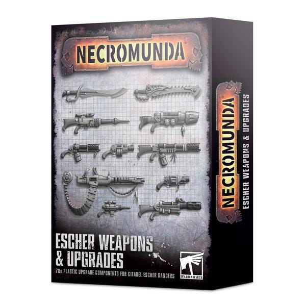 Warhammer Underworlds NECROMUNDA: ESCHER WEAPONS & UPGRADES