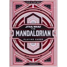 Theory 11 Playing Cards - The Mandalorian - Cartes à Jouer