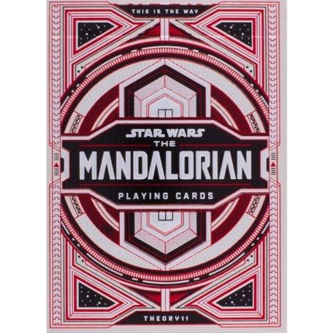 CARTES À JOUER - THE MANDALORIAN