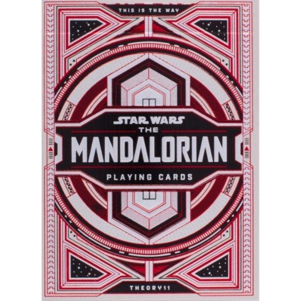 Bicycle CARTES À JOUER - THE MANDALORIAN