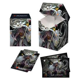 Ultra Pro UP COMBO D-BOX D-PRO MTG COMMANDER 21 SILVERQUILL