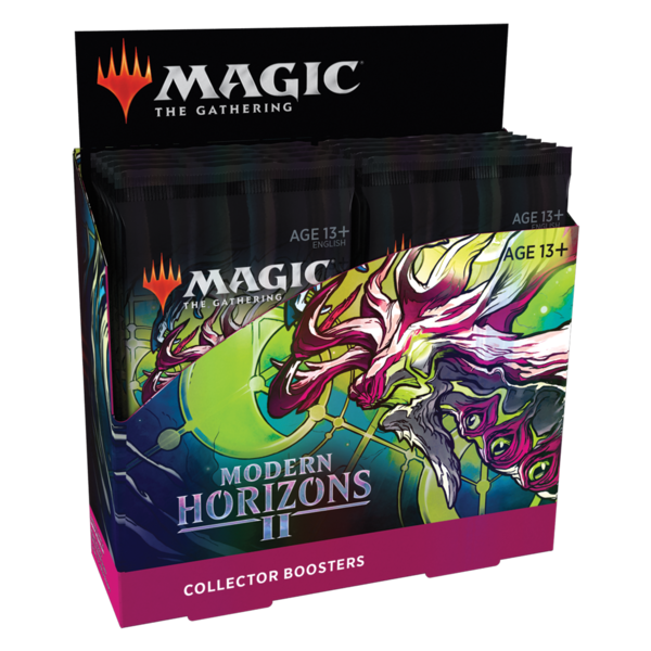 Wizards of the Coast MTG MODERN HORIZONS 2 COLLECTOR BOOSTER BOX *DATE DE SORTIE 18 JUIN*