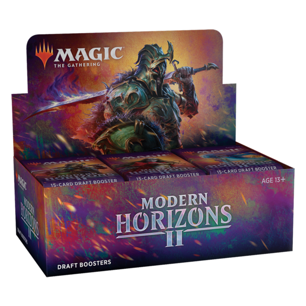 Wizards of the Coast MTG MODERN HORIZONS 2 DRAFT BOOSTER BOX