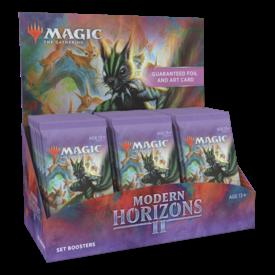 Wizards of the Coast MTG MODERN HORIZONS 2 SET BOOSTER BOX *DATE DE SORTIE 18 JUIN 2021*