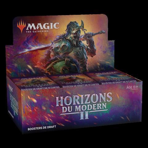 FRANÇAIS - MTG MODERN HORIZONS 2 DRAFT BOOSTER