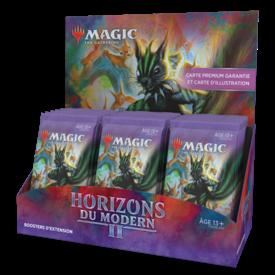 Wizards of the Coast FRANÇAIS - MTG MODERN HORIZONS 2 SET BOOSTER BOX *DATE DE SORTIE 18 JUIN*