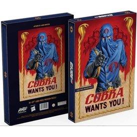 Mondo Games Puzzle 1000: G.I. Joe - Cobra Wants You!