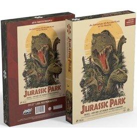 Mondo Games Puzzle 1000 - Jurassic Park
