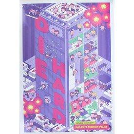 Mondo Games Puzzle 1000 - Die Hard