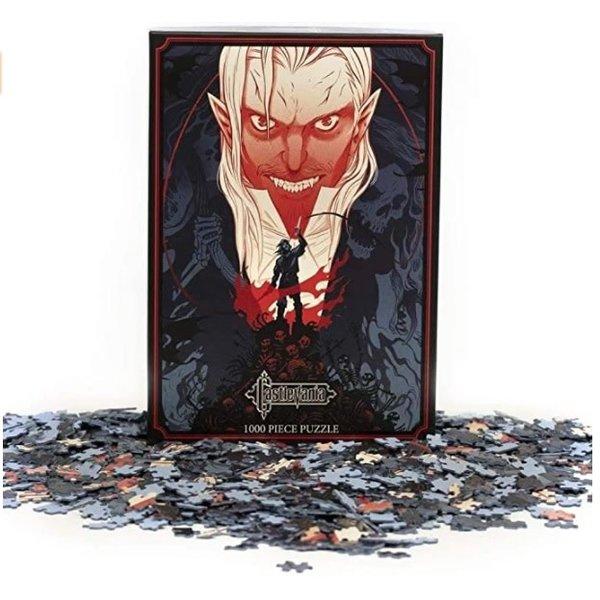 Mondo Games Puzzle 1000 - Castlevania